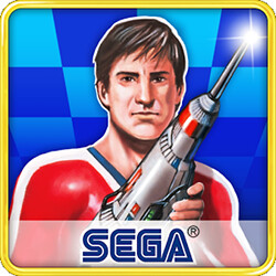 Space Harrier II is the latest game joining SEGA Forever classic collection