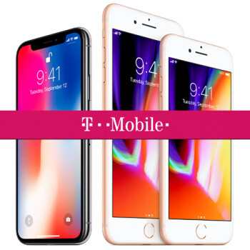 T-Mobile outs the best deal on iPhone 8/Plus and iPhone X pre-orders so far