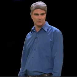 Conan spoofs Apple's iPhone event and Face ID