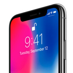 Apple iPhone X's 5.8-inch screen is actually smaller than the 5.5-inch iPhone 8 Plus display