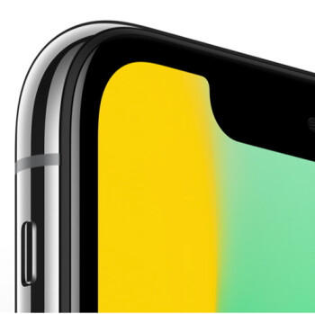 Here is the Apple iPhone X screen-to-body ratio
