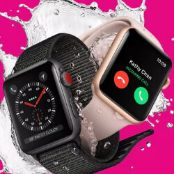 T-Mobile matches its rivals, bumps data speeds on the Series 3 Apple Watch to 4G