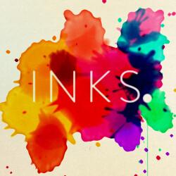 Artistic digital pinball game INKS. is Apple's Free App of the Week