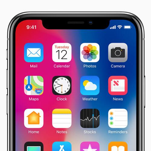 Diese App können Sie die unansehnliche iPhone X 'Notch' auf jedem Android-Handy