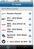 Bell offers its iPhone users Mobile TV