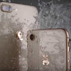 Check out Apple's new ad for the iPhone 8 and iPhone 8 Plus, but don't miss the fine print