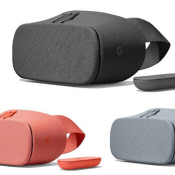 Google's new Daydream View VR headset leaks out: new materials, slightly higher price