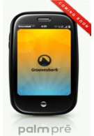 Grooveshark app for webOS gets previewed