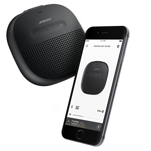 Bose's smallest portable Bluetooth speaker SoundLink Micro goes on