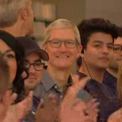 Picture from Tim Cook