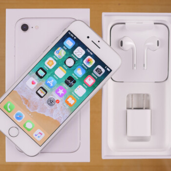 Apple iPhone 8 & 8 Plus unboxing