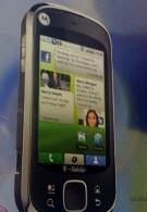 Motorola CLIQ XT's Connected Media Player caught on video