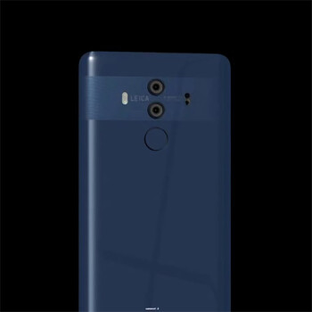 Huawei Mate 10 and Mate 10 Pro allegedly leak in official renders