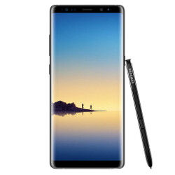 Software update sent to T-Mobile's Samsung Galaxy Note 8