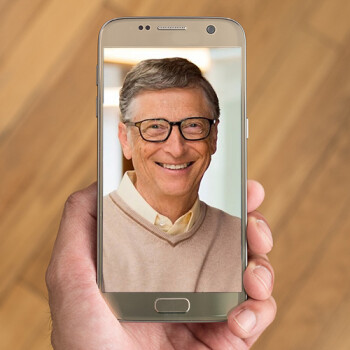 Bill Gates says he has switched to an Android smartphone, but which one?