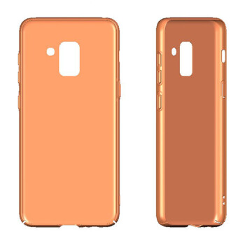 Alleged cases for Samsung Galaxy A5 and A7 (2018) show off Bixby button, hint at Infinity Display