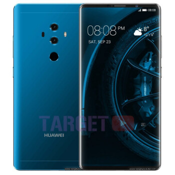 This could be the expensive Huawei Mate 10 Porsche Design