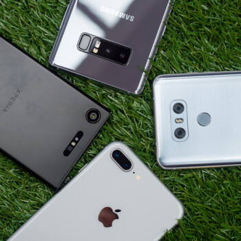 Best smartphone cameras compared: iPhone 8 Plus vs Galaxy Note 8, LG G6, Xperia XZ1