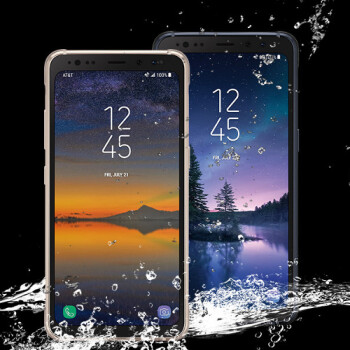 Rugged Samsung Galaxy S8 Active to be released by T-Mobile