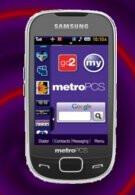 Samsung Caliber bringing some TouchWiz love to MetroPCS
