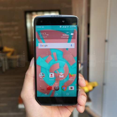 Alcatel Idol 5 Coming To Cricket Wireless On October 27