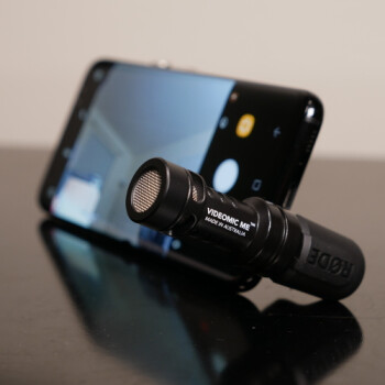 Rode VideoMic Me hands-on