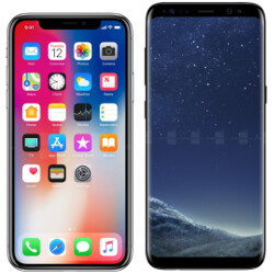 Frenemies: Samsung to earn more from iPhone X than from Galaxy S8 parts