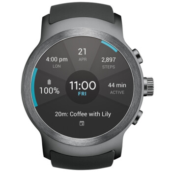 Google launches Android Wear Beta based on Android Oreo, LG Watch Sport gets it first