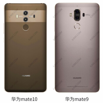 See how the Huawei Mate 10 Pro compares to last year's Mate 9