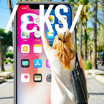 Apparently, people keep calling iPhone X the iPhone 'Eks'
