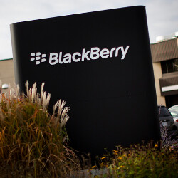 BlackBerry's shares moving to the New York Stock Exchange on October 16th