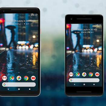 Best Buy leaks the Google Pixel 2/XL, preorders coming with a free Home Mini