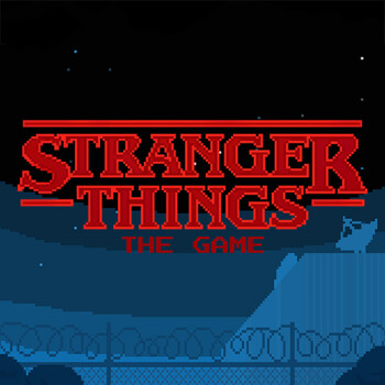 Prepare for Stranger Things' second season with the show's official (and free!) game adaptation