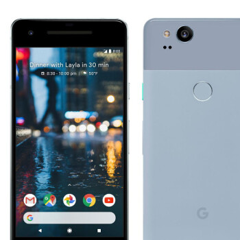 Google Pixel 2 goes official: Android Oreo showcase and possibly the best camera on a phone