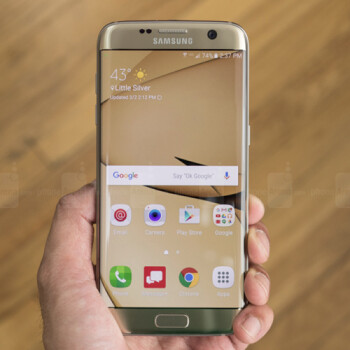 Deal: Sprint Samsung Galaxy S7 edge costs just $287 at Sam's Club, comes with $425 gift card