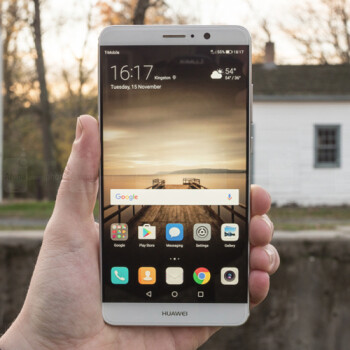 Screenshots of Android Oreo with EMUI 6 on the Huawei Mate 9 emerge ahead of release
