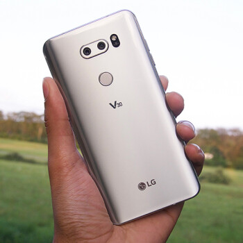 Holding out for an unlocked LG V30 in the US? You'll probably have to wait a bit longer