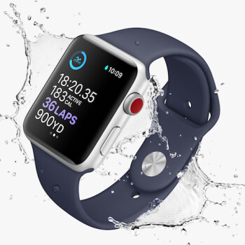 Fascinating: this is how the Apple Watch tracks swimming