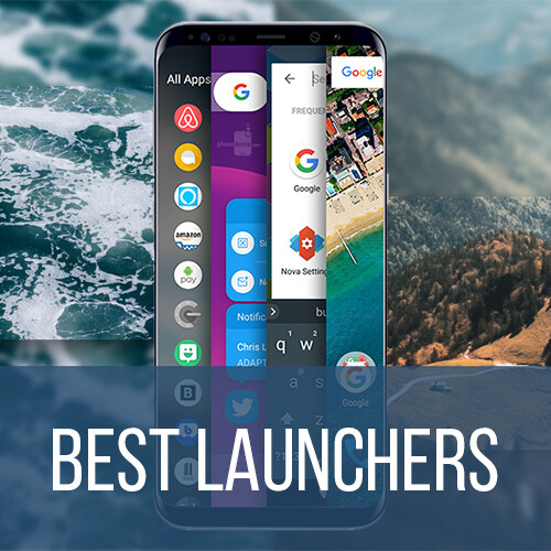 Die besten Android-Trägerraketen von 2017