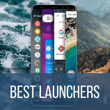 Best Android launchers of 2017