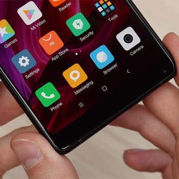 Xiaomi Mi Mix 2 unboxing