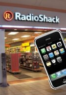 Radio Shack slowly rolling out the iPhone to its stores