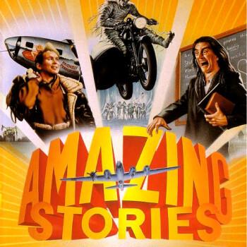 WSJ: Apple remaking Spielberg's 'Amazing Stories' at $5 million per episode