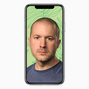 Jony Ive: The iPhone X marks