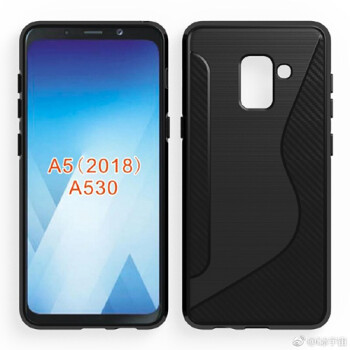 First Samsung Galaxy A5 (2018) renders show a shrunken down Galaxy S8 sans the curved display