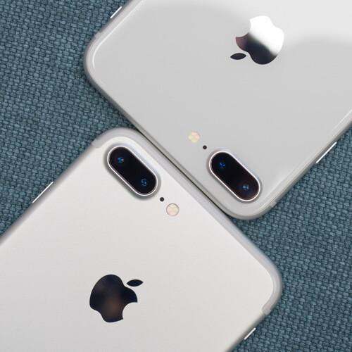 Iphone 8 Plus Vs Iphone 7 Plus Cameras Compared Phonearena