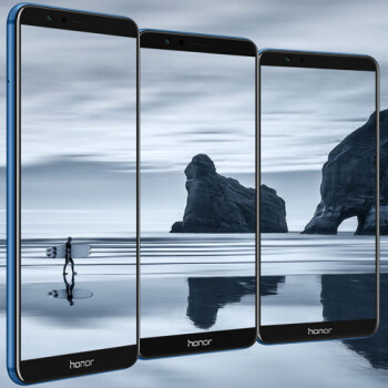Honor 7X with 18:9 display and dual cameras goes official, prices start at $200