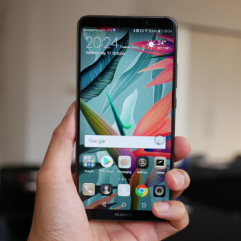 "Huawei Mate 10 Pro hands-on: The questionable ""Pro"" model"