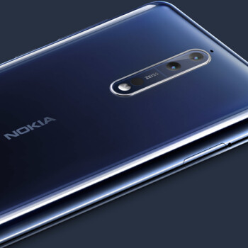 "HMD confirms Nokia 8 will not be coming to the U.S., says it's not ""properly banded"""