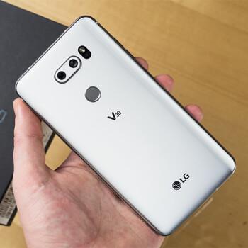 LG V30 unboxing
